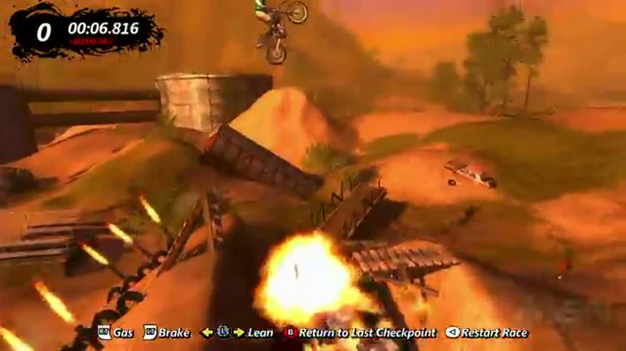 Trials Evolution Dunes of Hazard