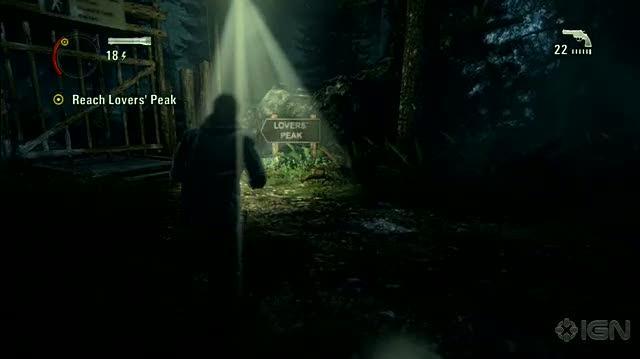 Alan Wake Video - Alan Wake - Combat Starter Guide