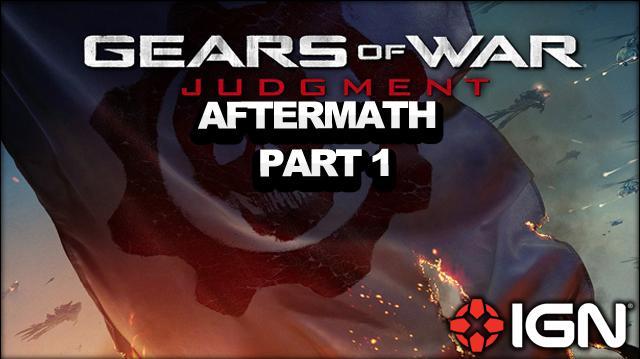 Gears of War Judgment Aftermath Walkthrough - Reunion (Part 1)