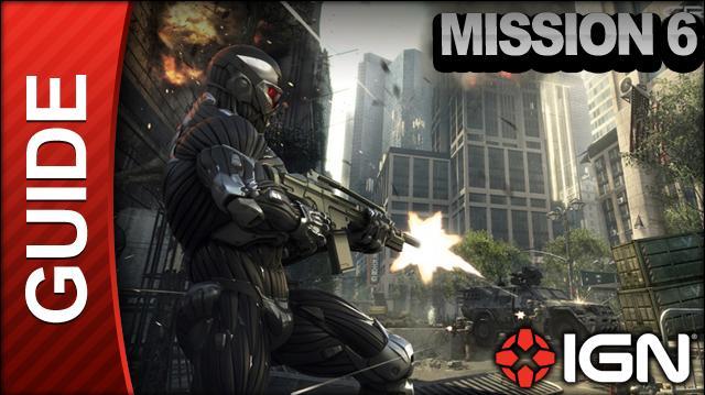 Crysis 2 - Mission 6 Dead Man Walking - Walkthrough