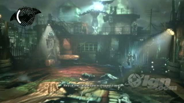 Batman Arkham Asylum Xbox 360 Guide-Walkthrough - Walkthrough Joker Boss Battle