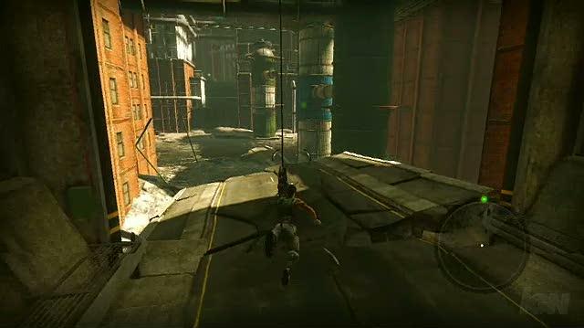 Bionic Commando Xbox 360 Trailer - Domination