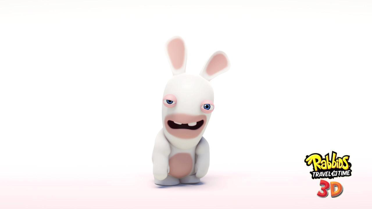 Rabbids Travel in Time 3D Debut Trailer