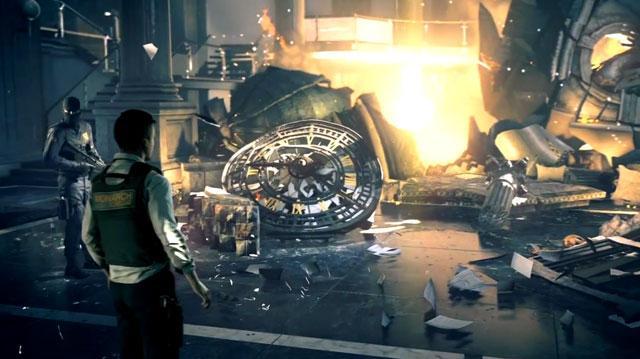 Quantum Break Debut Trailer