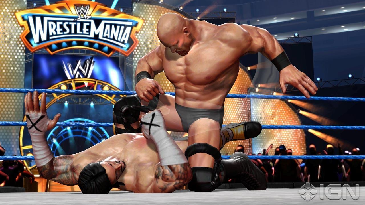 WWE All Stars Steve Austin Trailer
