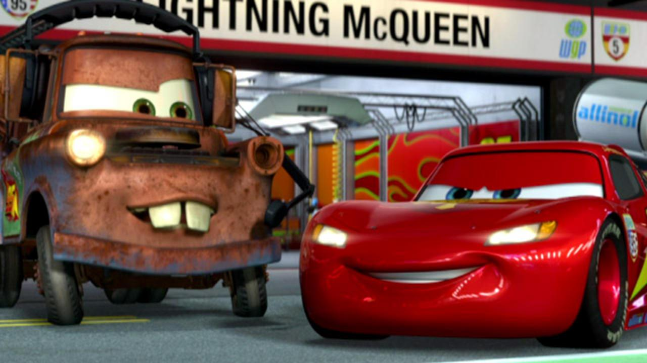 Cars 2 Teaser Trailer 3