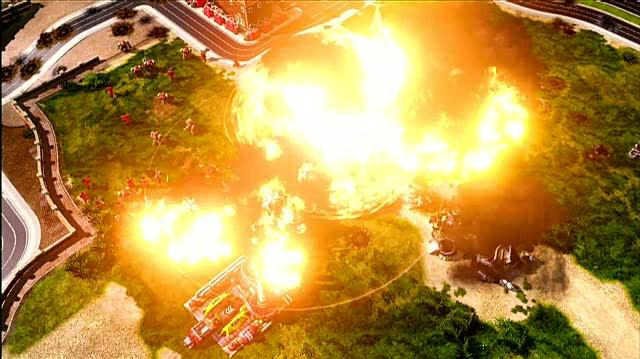 Command & Conquer Red Alert 3 PC Games Trailer - Co-Commander Trailer