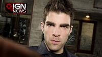Zachary Quinto Not Reprising Sylar for Heroes Reborn - IGN News