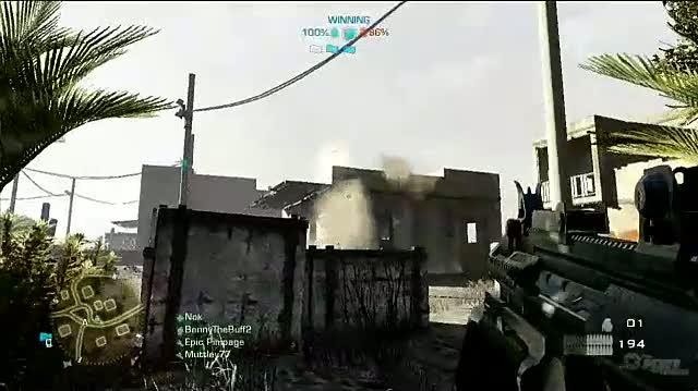 Battlefield Bad Company 2 Xbox 360 Trailer - Battlefield Moments - Episode 1
