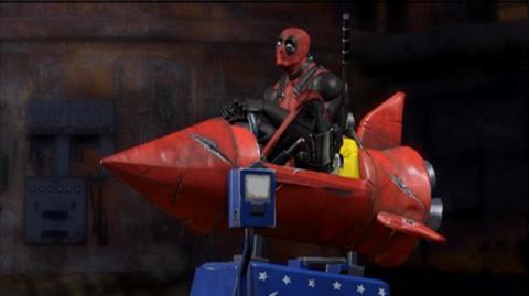 Deadpool (VG) () - Reveal trailer