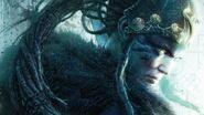Hellblade - Development Diary 7 Creating Cover Art