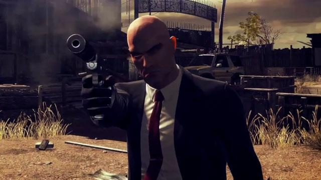 Hitman Absolution Introducing Agent 47