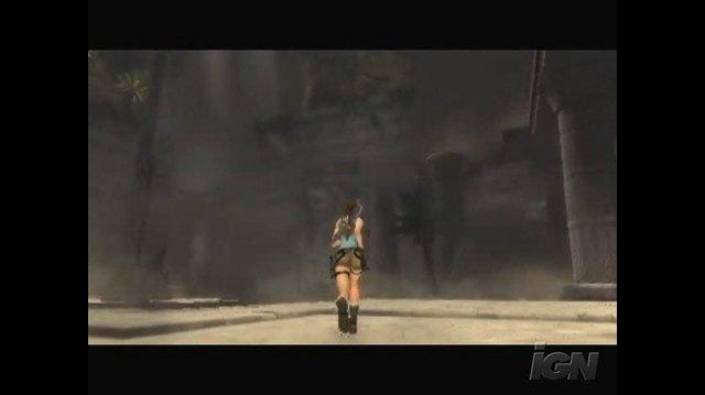 Tomb Raider Anniversary PlayStation 2 Feature-Commentary - Lara's New Look