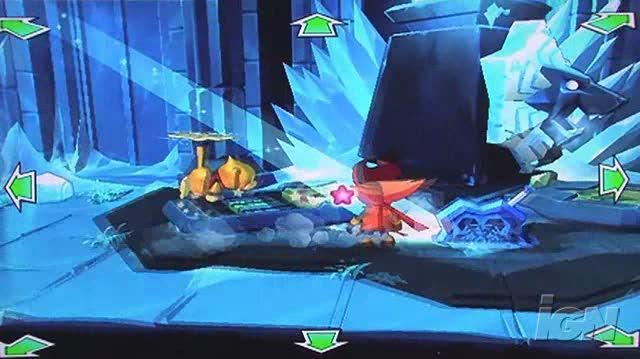 Zack & Wiki Quest for Barbaros' Treasure Nintendo Wii Clip - Ice World