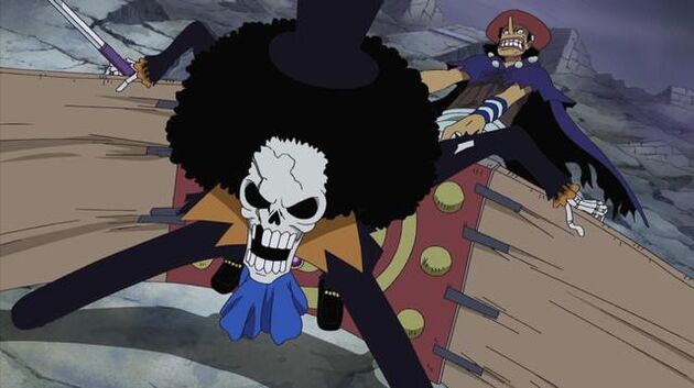 File One Piece - Episode 371 - The Straw Hat Crew Gets Wiped Out! The Shadow-Shadow's Powers in Full Swing!