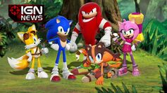 Sonic Boom to Use CryEngine and Release Date Revealed - IGN News