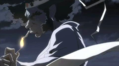 Afro Samurai (2007) - Open-ended Trailer