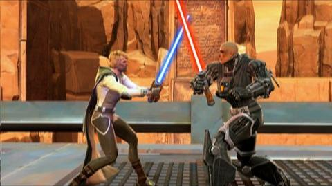 Star Wars The Old Republic (VG) (2011) - My Story trailer