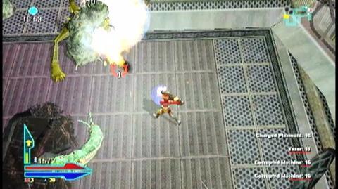 Alien Syndrome (VG) (2007) - Wii, PSP