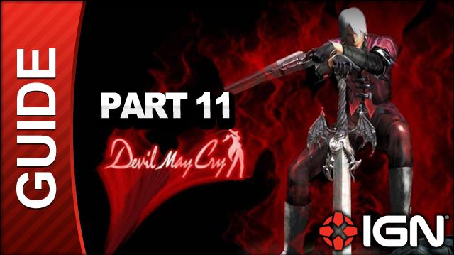 Devil May Cry 1 - Mission 11 - Green House Guardian