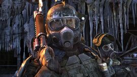 Metro 2033 Redux - 15 Minutes of Gameplay