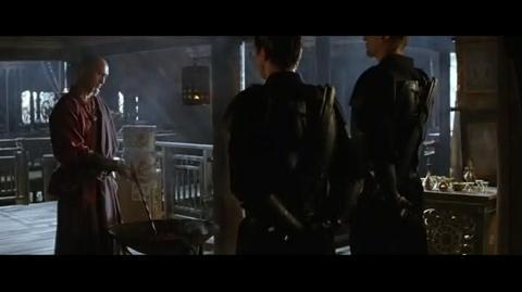 Batman Begins - Ra's Al Ghul