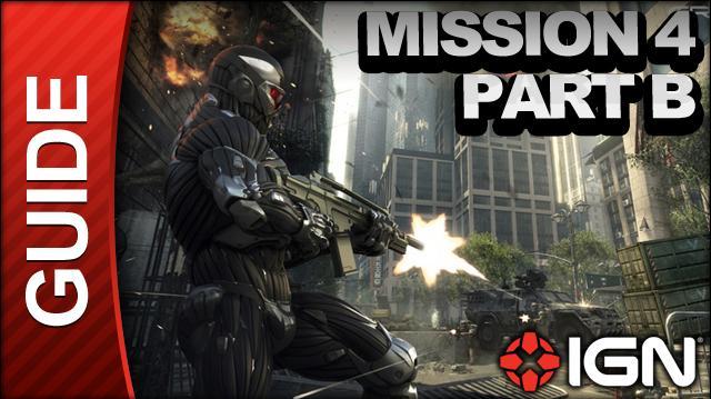 Crysis 2 - Mission 4 Part B Lab Rat - Walkthrough