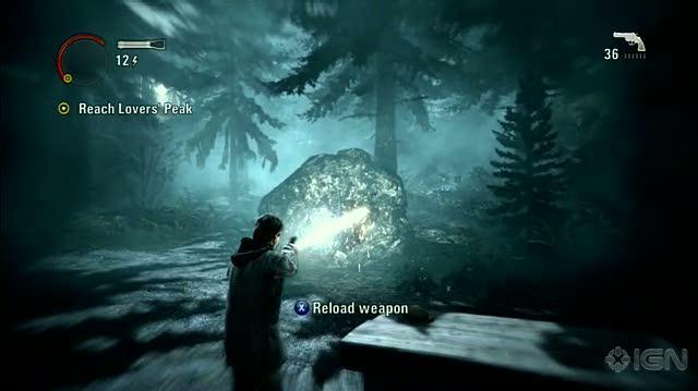Alan Wake Xbox 360 Video - IGN Montage Combat