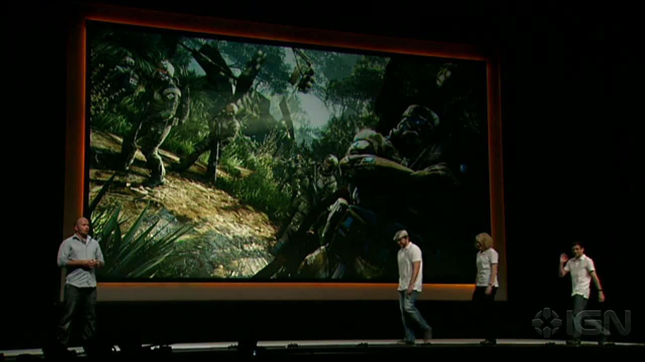 Crysis 3 Gamescom 2012 Gameplay Demo