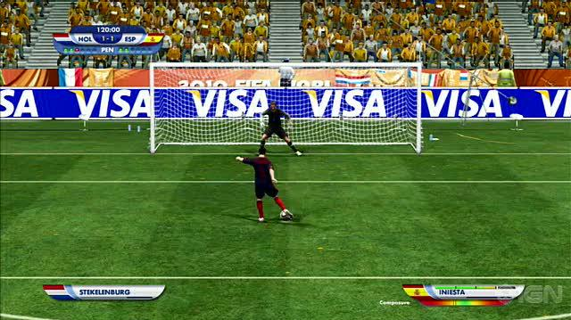 FIFA '10 World Cup X360 - World Cup Final Netherlands vs