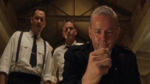 The Green Mile - A mouse in prison