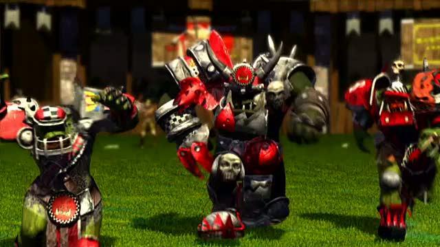 Blood Bowl Xbox 360 Trailer - Teaser