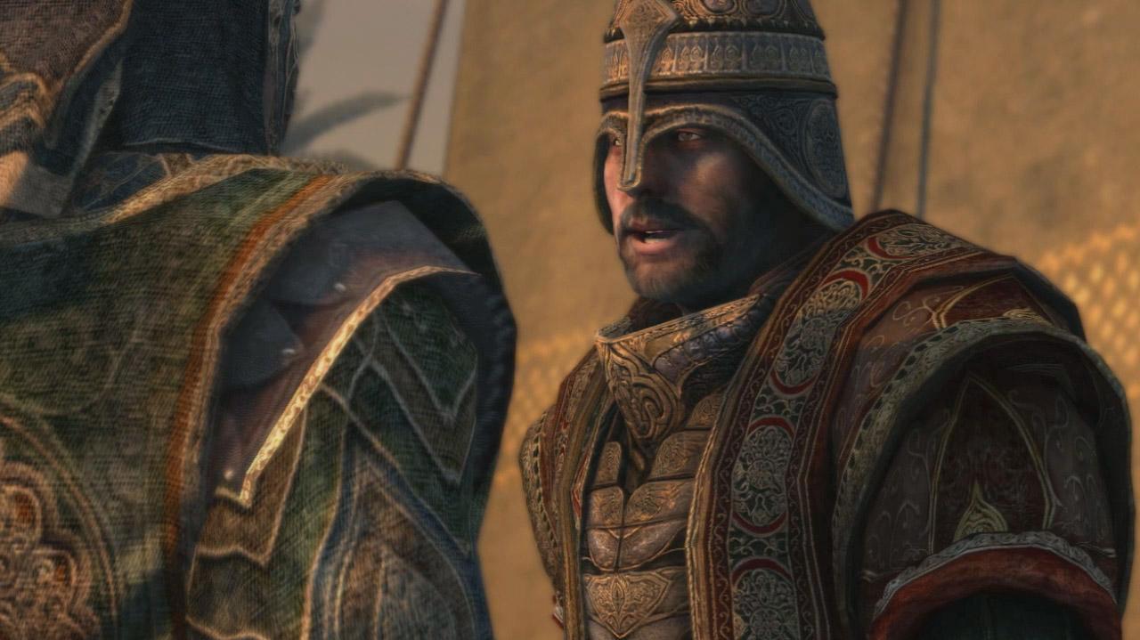 Assassin's Creed Revelations - Assassination of Tarik Barleti - Gameplay