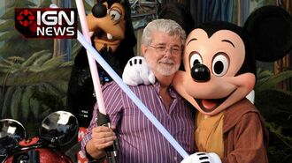 George Lucas Claims Disney Rejected His Star Wars Vision - IGN News