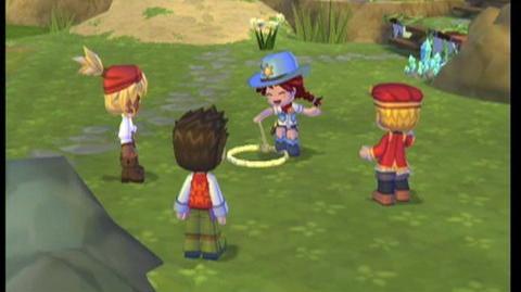 MySims Kingdom (VG) (2008) - Nintendo DS, Wii