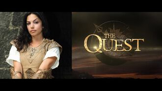 The Quest - SDCC 2014 Paladin Ashley Interview