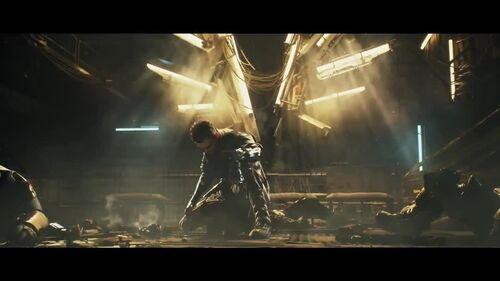 Deus Ex Mankind Divided Annoucement Trailer