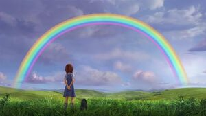 "Legends of Oz Dorothy's Return - ""When The Rainbows Strike"" Clip"