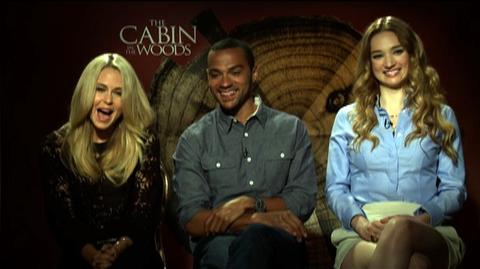 The Cabin in the Woods (2012) - Interview Cast and Crew
