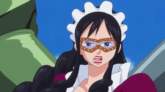 One Piece - Episode 618 - Raid! an Assassin from Dressrosa!
