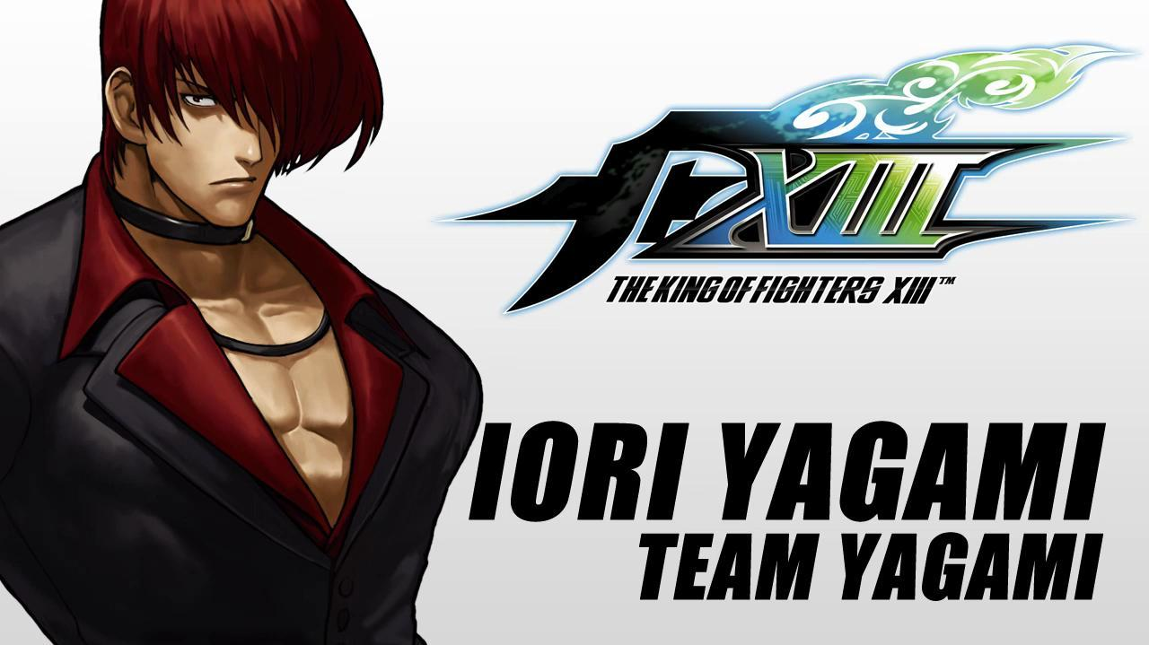 The King of Fighters XIII - Lori Yagami Spotlight