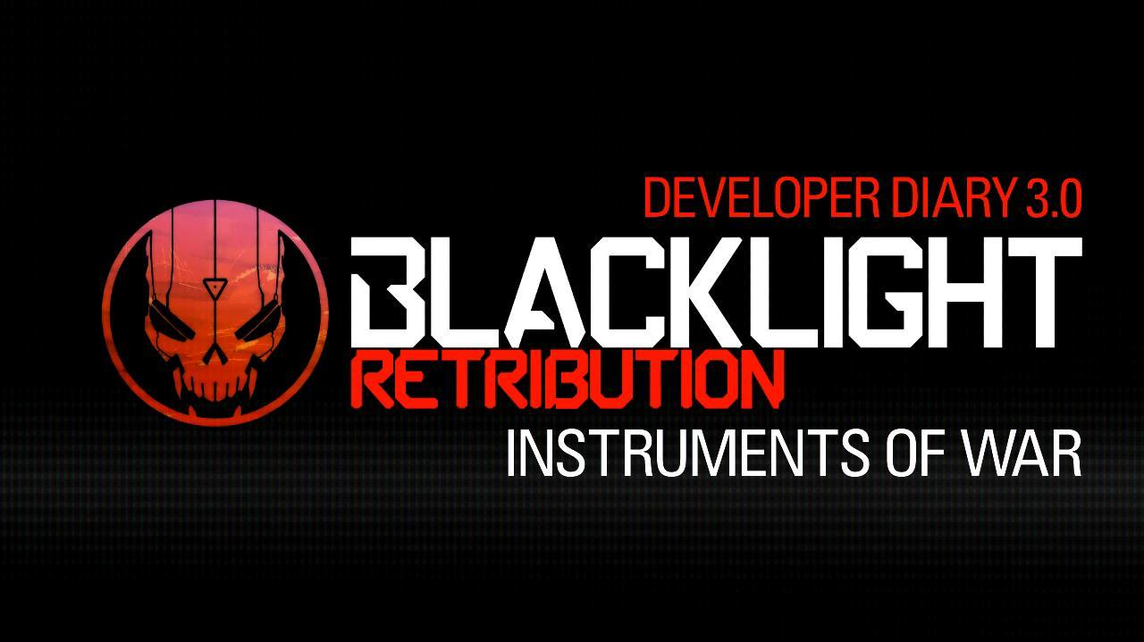 Blacklight Retribution - Developer Diary 3