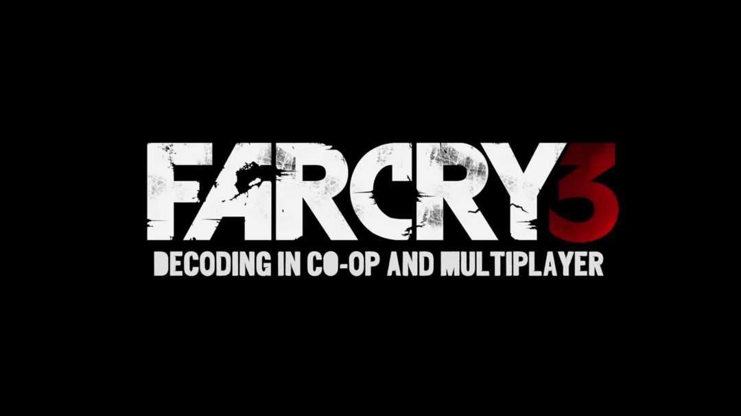 Far Cry 3 Outpost App Trailer