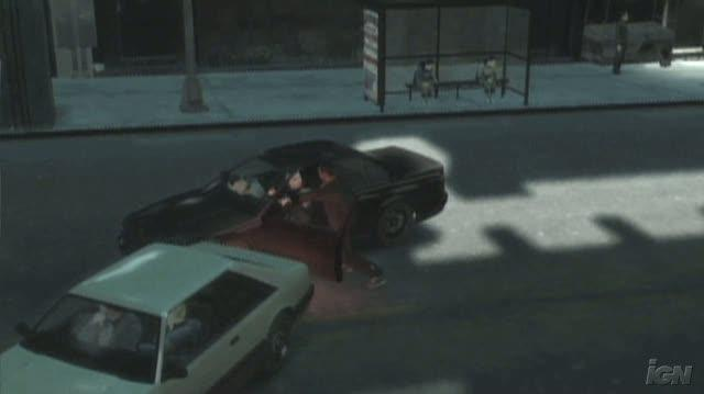 Grand Theft Auto IV Video - Citizens of GTA Ejection