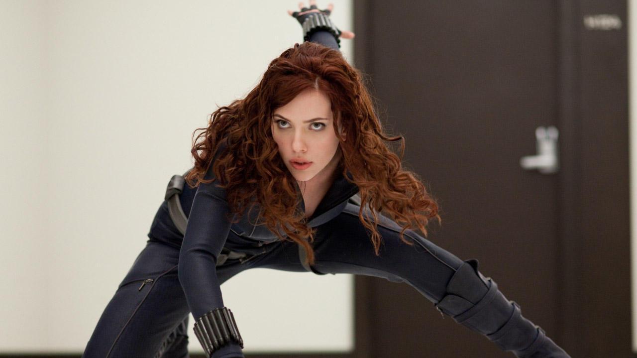 Iron Man 2 Behind-the-Scenes with Scarlett Johansson