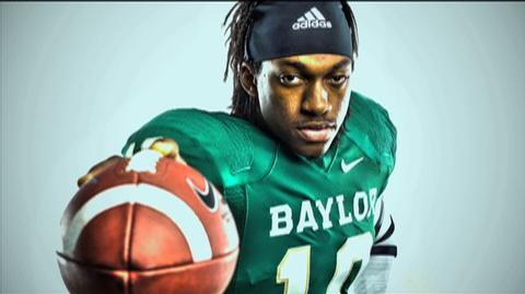 NCAA Football 13 (VG) (2012) - Baylor Sizzle trailer