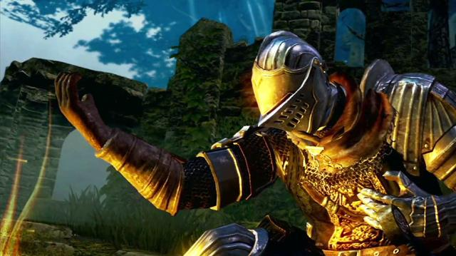 "Dark Souls 2 ""Hollow Lullaby"" Trailer"
