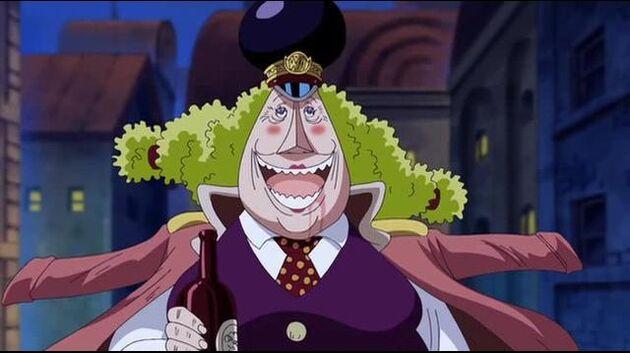 One Piece - Episode 244 - Secret Bond! Iceberg and Franky!