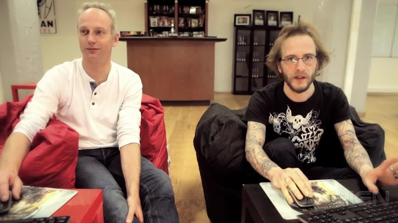 Divinity Original Sin Kickstarter Trailer