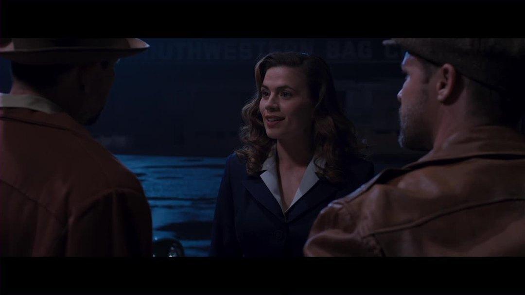 Marvel One Shot - Agent Carter Clip